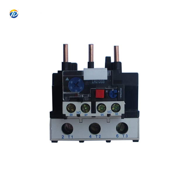 China Factory lr2 d33 thermal overload relay Thermal overload relayoverload LR2 series relay