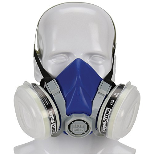 Cheap Price N3800 Anti-dust Facepiece Filter Paint Spraying Cartridge Respirator Gas Mask A Great Variety Of Models Fire Protection Fire Respirators