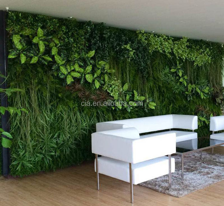 artificial plants for office decor. indoor living artificial plants wall live office planting panels for decor
