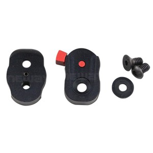 Universal Camera Quick Release Plate Adapter For Tripod Ball Head
