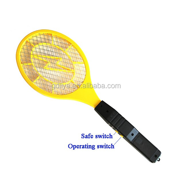 Lead Acid Battery Operated Electric Mosquito Killer Racket