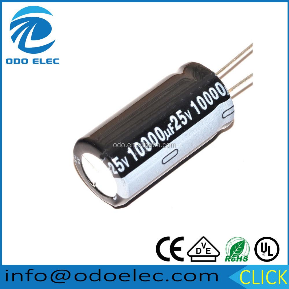 10000uF 25V  Electrolytic Capacitor