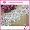 Fashion Accessory High Quality Indian Swiss Embroidery Lace