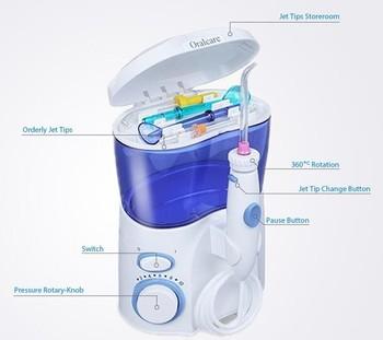 Aparelho Dental Dentes Sem Ruído Limpeza Jato De água Flosser Buy