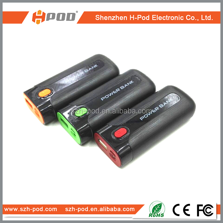 mi xiao power bank new style car bank power 4000mah