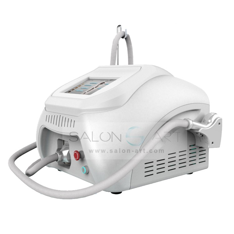 new laser removal machine