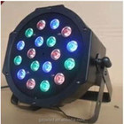 led moving head light 18w par light
