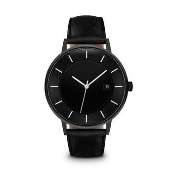 174d8bd259a Acessórios de Moda Relógio de Aço Inoxidável dos homens Preto Marca Seus  Próprios Relógios ...