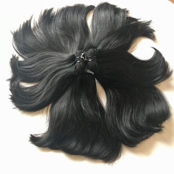 Top Quality Of Brazilian Hair One of Best Sellers From Livihair Company Double Drawn Straight Natural Color Hair