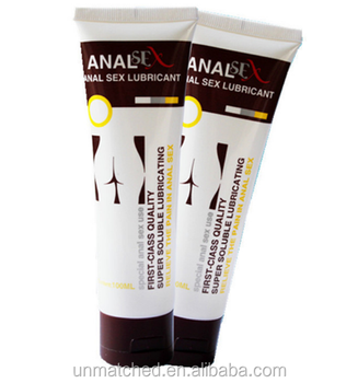 Anal sex lubrication how to