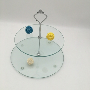 Good price quality 3 tier cupcake stand color cake golden At Wholesale
