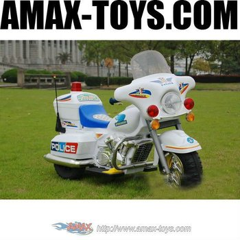 Bm 251368 Electric Police Motorcycle Three Wheels Electric