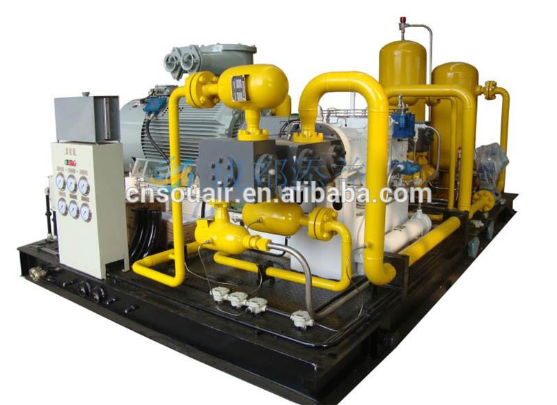 Propylene Compressor Oil & chemical process compressor