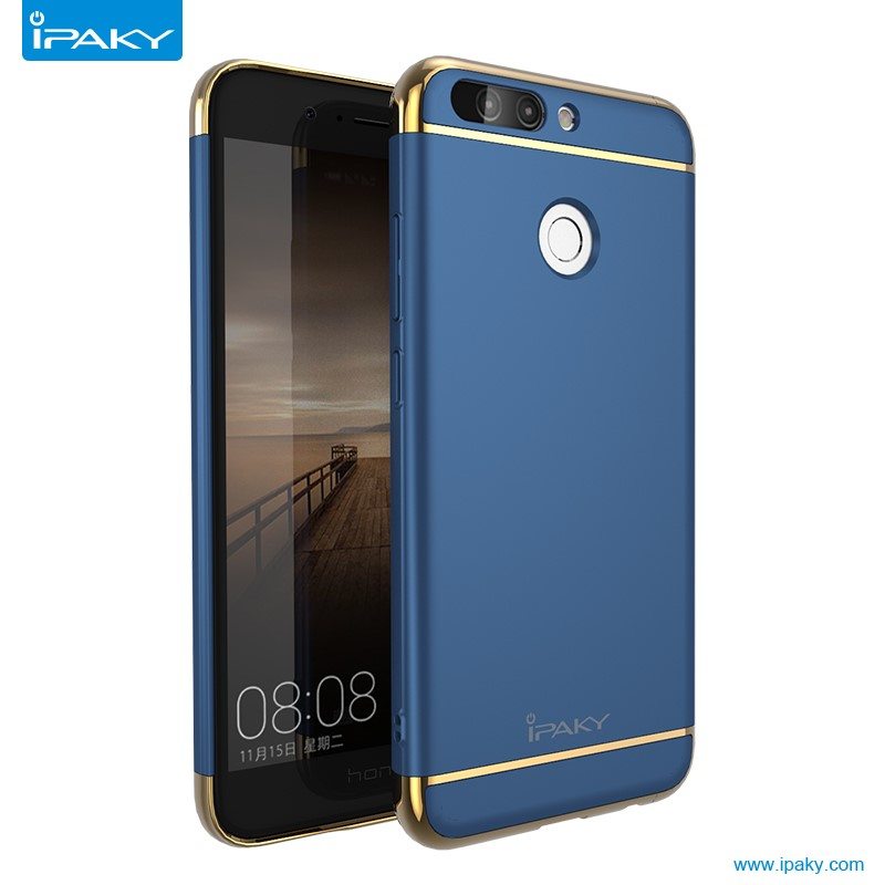 Hot selling fashion phone <strong>accessories</strong> mobile 3 in 1 Joint case for Huawei Honor V9