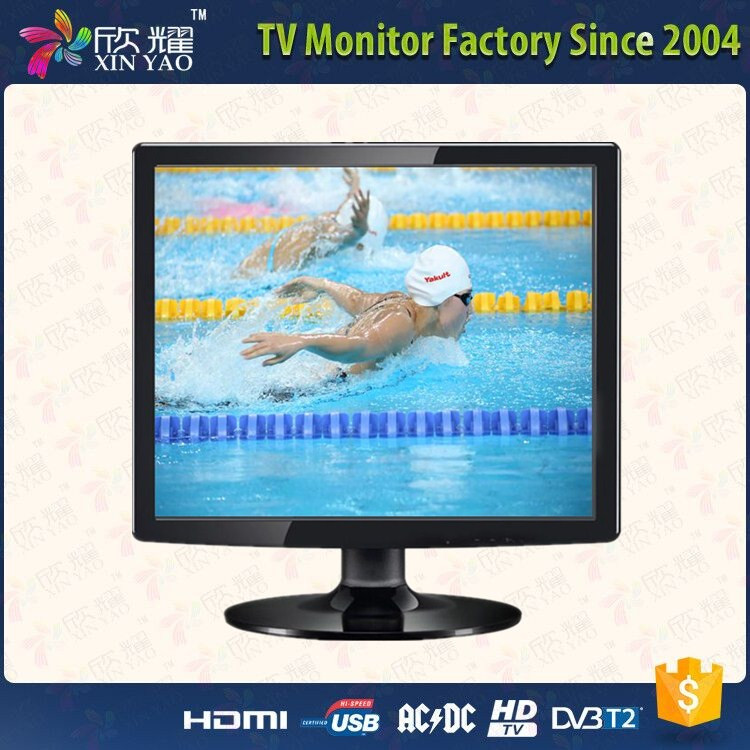 "2016 New Arrival 19""20""24"" Widescreen LED Computer Monitor/DC 12V PC Monitor"