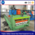 Made in China cheap used steel glazed color coated plate tile cold roll forming machine
