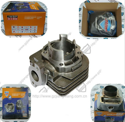 Motorcycle engine parts, motorcyle cylinder block (AD-50)
