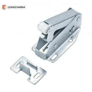 Longcharm TUTCH-LATCH automatic spring catch glass door magnetic catch supplier