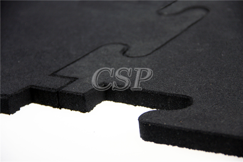Prezzo di fabbrica blocco di gomma piastrelle esterno piastrelle