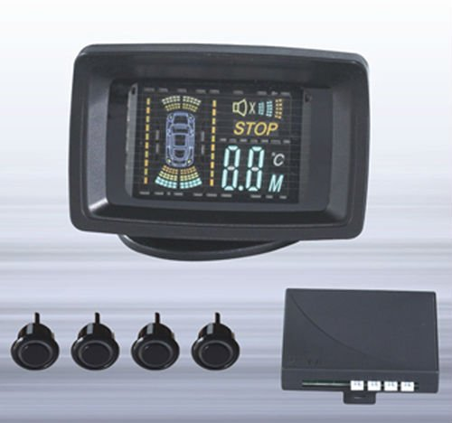 433MHz Wireless is OK,HUD,VFD Display Car Parking System
