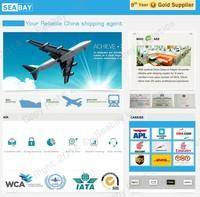 Fast air sea freight shipping forwarder China to Atlanta America
