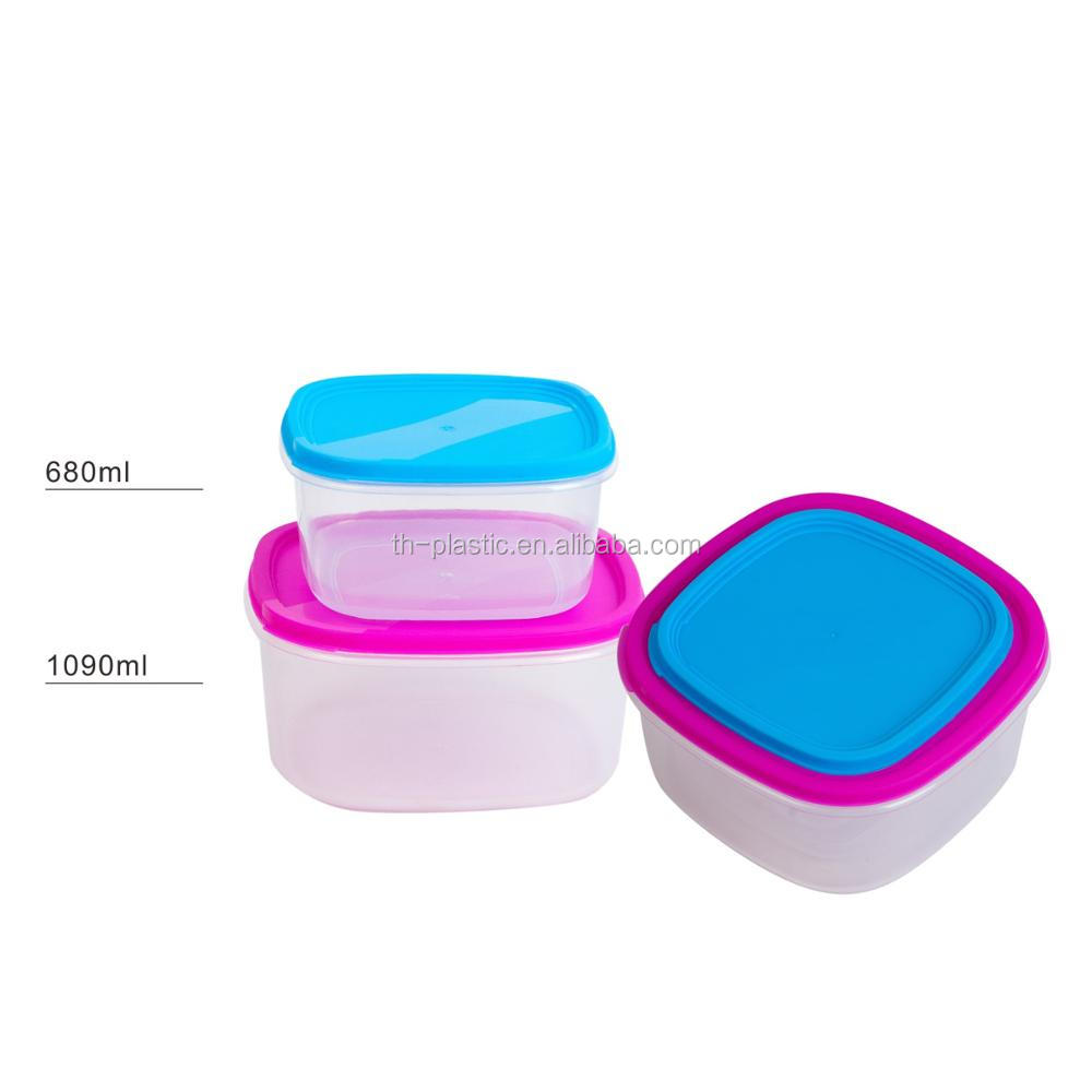 Similar Tub 4pcs Food Storage Container Set