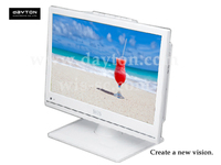 China White TV DVD Combo 13.3 Inch LED TV With Price