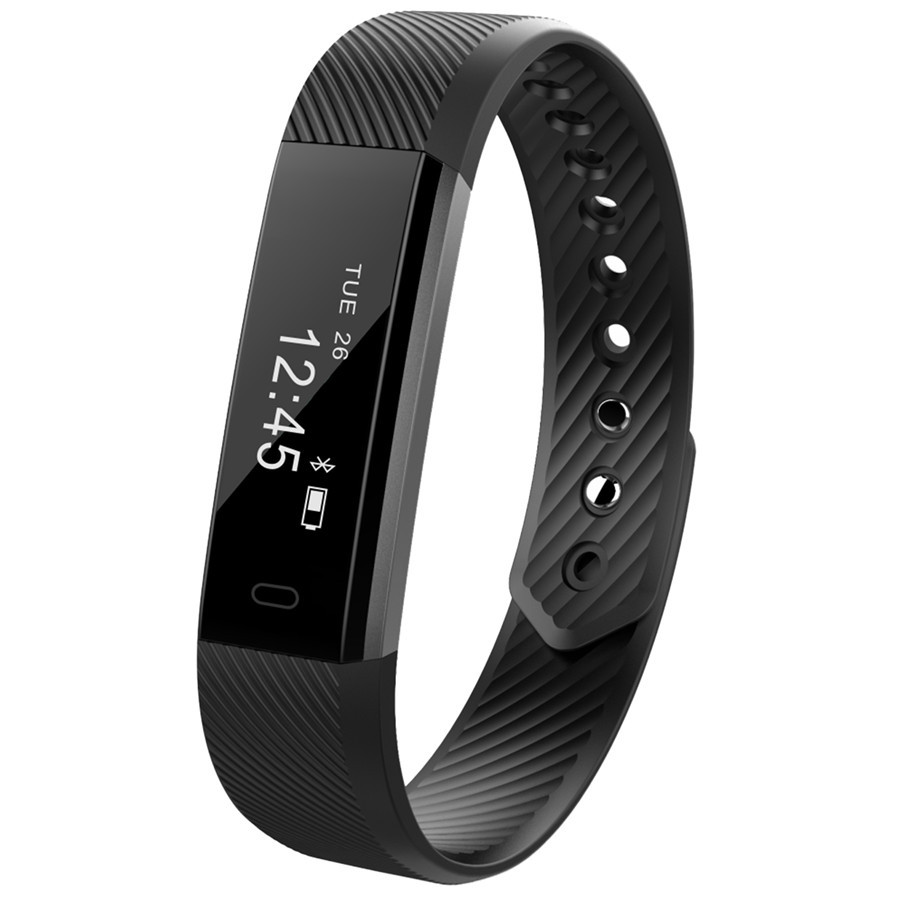 Hot Heart Rate Smart Armband Band Armband Fitness Tracker ID 115 smart uhr telefon armband uhr