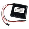Li-Ion 18650 7.4V 5200mAh Side by Side ,used for RC toys