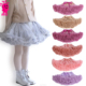 2019 hot selling BABY girls tutu skirts kids pettiskirts Wholesale Birthday Tutu Pettiskirt