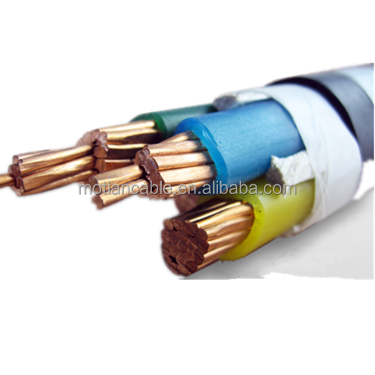 NH- YJY 0.6/1kv fire-resistant cable electric hot selling power cables factory sell ZR-YJY PE sheathed cables electrical