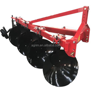 Made in China round 26 inch balde farm implements 4 discs plough