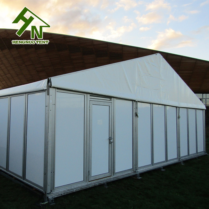 High Quality Trade Show Booth Used Commercial Workshop Tent UAE Outdoor Tent For Sale