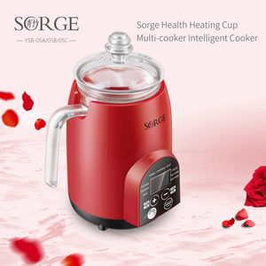 New product electric cup yogurt maker 9 in 1