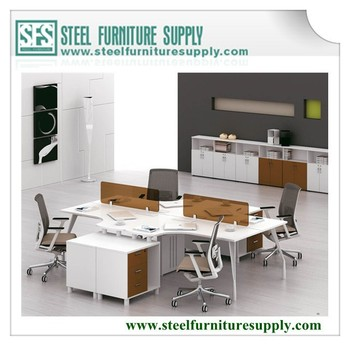 Modern Office Furniture Open Space Office Furniture Space Saving