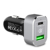 QC3.0 Car Charger 63W Power Delivery Rapid Charging For Macbook