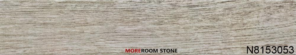 Natural Timber Ash Wood Look Porcelain Floor And Wall Tile 150x800mm