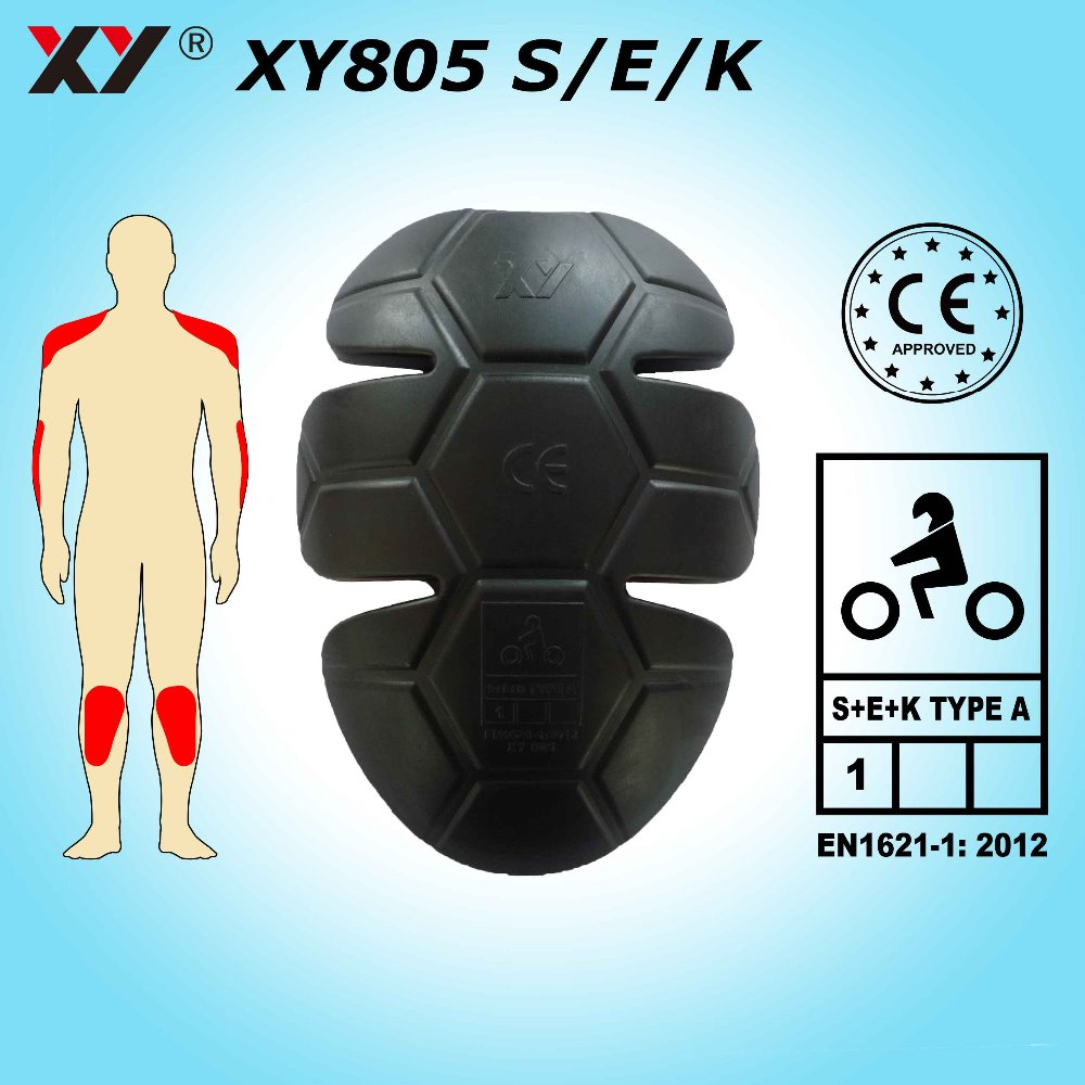 CE approved insert motocross shoulder pad