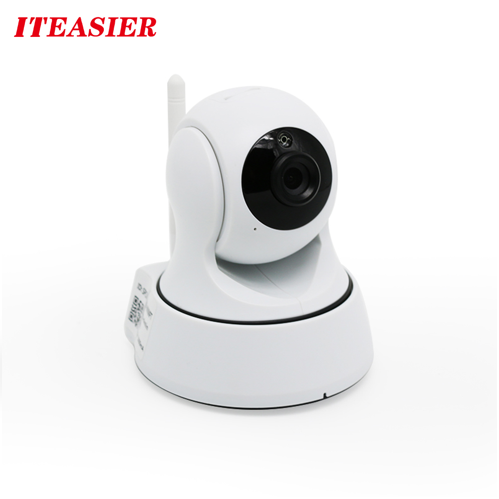 Indoor sd card wifi ip camera for home security 720P WiFi Wireless Security IP Camera