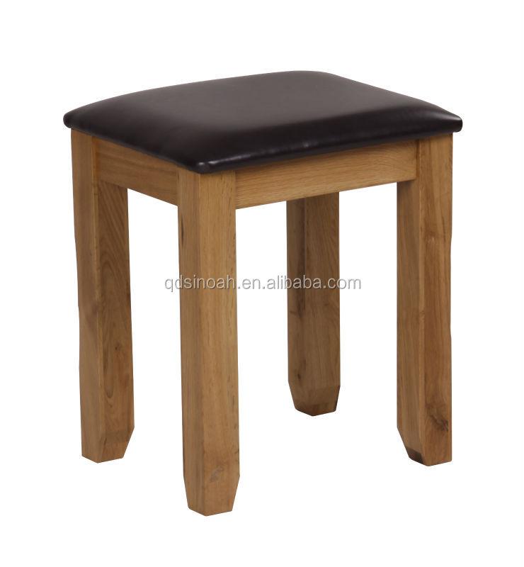 Sinoah Latest Design Oak Bedroom Furniture Dressing Table - Rustic oak dressing table