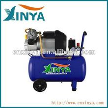 XINYA 50L 8bar 3hp piston direct driven air compressor pump price(XYV3050)