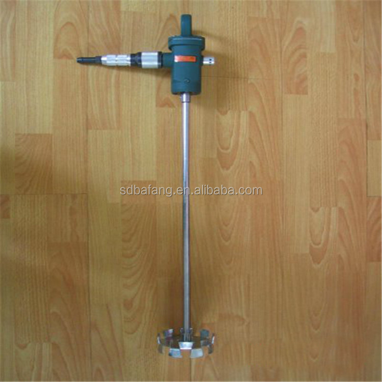 Hot selling paint planetary TJ3 pneumatic mixer