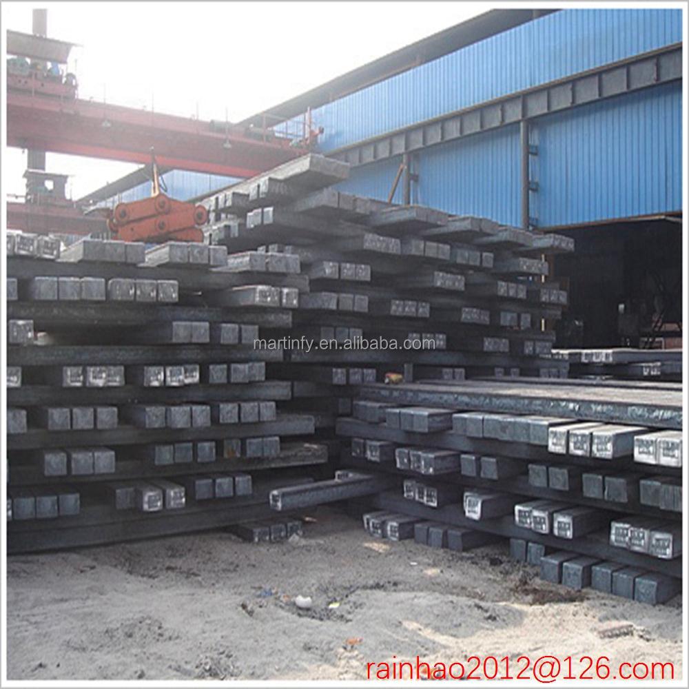 Astm Grade Of Mild Steel Steel Billets 5sp S235jrh Mild Q235a ...