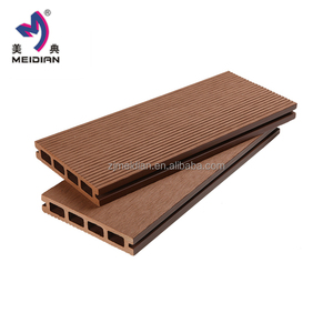 Wood Plastic Composite WPC Raised Decking prefab decks