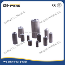 Top quality high effeciency hydraulic oil filters, long service life suction filter