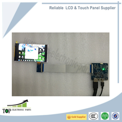 5.5 inch 1440P lcd panel 2560x1440 lcd mipi/ 2K LCD with HDMi board for Virtual Reality Hmd