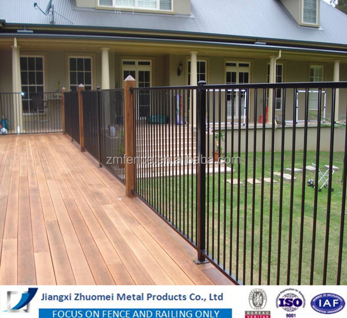 The most fashionable retractable stainless steel security fence