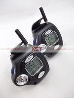 digital cheapest 2-way long distance range watch walkie talkies
