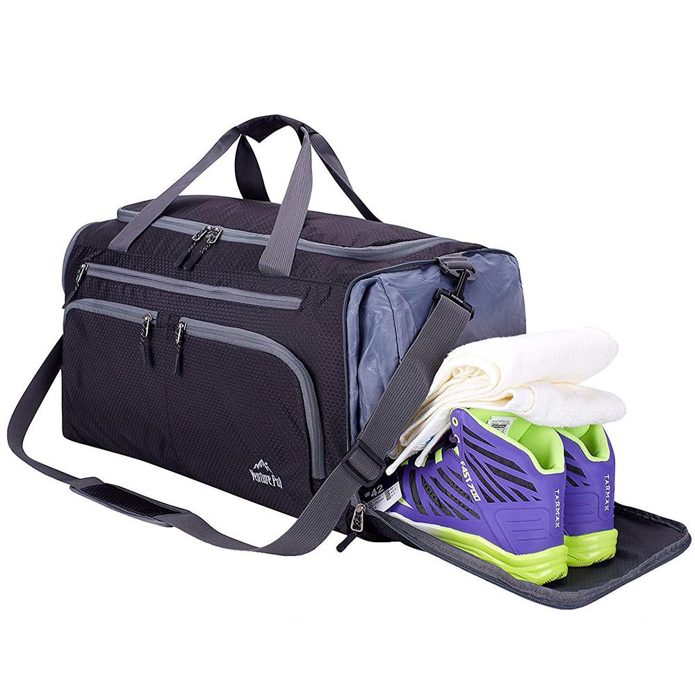 Oem Multi Compartimento per Scarpe Commercio All'ingrosso Mini Borsa Da Viaggio Piccolo Bambino Del Progettista Donne Borsone Privato Etichetta Personalizzata della Scarpa Da Tennis Duffle Bag