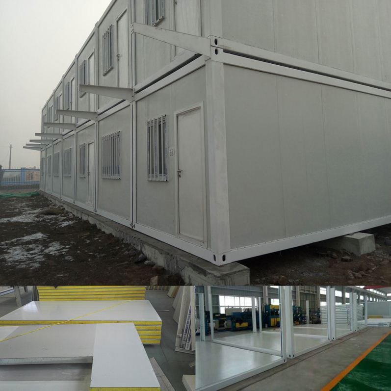 live in hotel china breakout office room light steel prefabricated container house